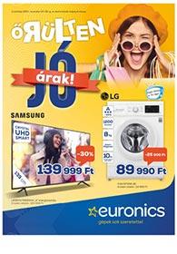 Euronics akciós újság 2020. 11.03-11.09
