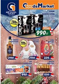 Goods Market akciós újság 2020. 11.19-11.28