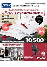 JYSK akciós újság 2020. 11.30-12.16