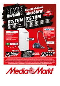 Media Markt akciós újság 2020. 11.18-11.29
