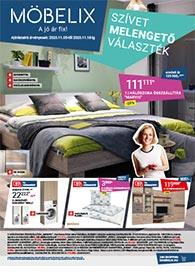 Möbelix akciós újság 2020. 11.05-11.18