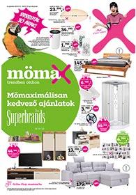 Mömax akciós újság 2020. 11.12-11.25