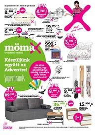 Mömax akciós újság 2020. 11.26-12.09