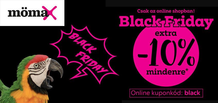 Mömax BLACK FRIDAY 2020