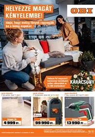 OBI akciós újság 2020. 11.04-11.15