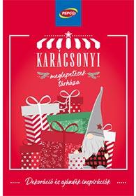 PEPCO Karácsonyi katalógus 2020. 11.12–12.24