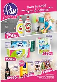 PlusMarket akciós újság 2020. 11.05-11.14