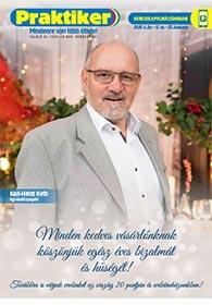 Praktiker akciós újság 2020. 11.26-12.16