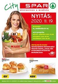 Spar Fehérvári út akciós újság 2020. 11.19-11.25