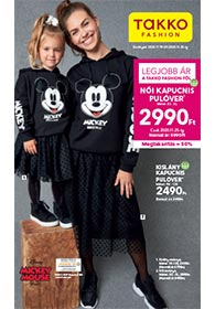 Takko akciós újság 2020. 11.19-11.25