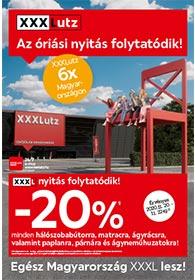 XXXLutz akciós újság 2020. 11.18-12.01