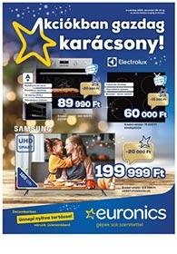 Euronics akciós újság 2020. 12.08-12.14