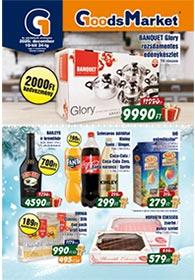Goods Market akciós újság 2020. 12.10-12.24