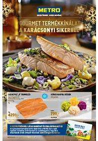 Metro Gourmet katalógus 2020. 12.02-12.27