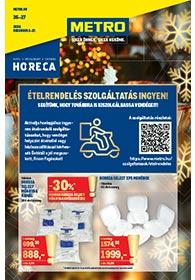 Metro HORECA katalógus 2020. 12.02-12.27