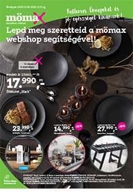 Mömax akciós újság 2020. 12.08-12.31