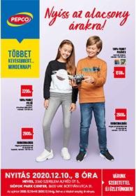 PEPCO akciós újság 2020. 12.10–12.16