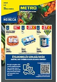 Metro HORECA katalógus 2021. 01.20-02.16