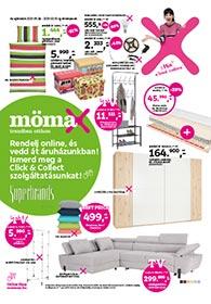 Mömax akciós újság 2021. 01.28-02.10