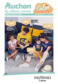 Auchan INEXTENSO katalógus 2021. 02.25-03.24