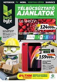 BestByte akciós újság 2021. 02.11-02.21