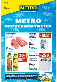 Metro Élelmiszer és Szezonális katalógus 2021. 02.04-02.16