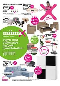 Mömax akciós újság 2021. 02.25-03.10