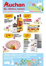 Auchan akciós újság 2021. 03.18-03.24