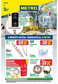 Metro Élelmiszer és Szezonális katalógus 2021. 03.03-03.17