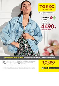 Takko akciós újság 2021. 03.04-03.10