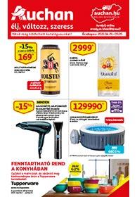 Auchan akciós újság 2021. 04.29-05.05