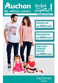 Auchan INEXTENSO katalógus 2021. 04.06-04.21