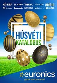 Euronics Húsvéti katalógus 2021. 04.01-04.06