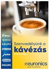 Euronics Kávégép katalógus 2021. 04.01-04.07