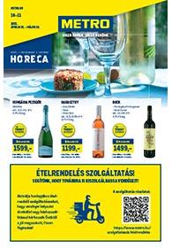 Metro HORECA katalógus 2021. 04.21-05.18