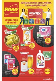 Penny Market akciós újság 2021. 04.29-05.05