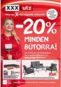 XXXLutz akciós újság 2021. 04.28-05.21