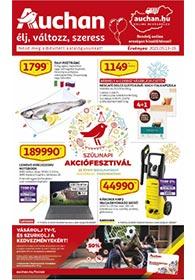 Auchan akciós újság 2021. 05.13-05.19