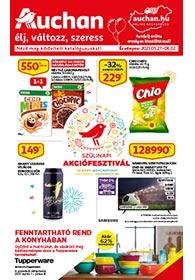 Auchan akciós újság 2021. 05.27-06.02