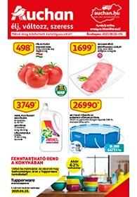 Auchan akciós újság 2021. 06.03-06.09