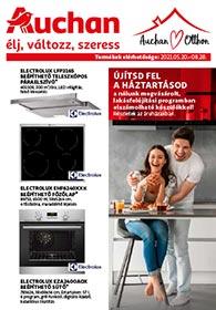 Auchan Háztartási gép katalógus 2021. 05.20-08.28