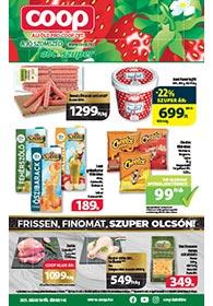 Alföld Coop akciós újság 2021. 05.19-06.01