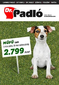 Dr. Padló akciós újság 2021. 05.01-05.31