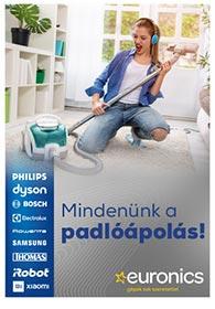 Euronics Porszívó katalógus 2021. 05.13-05.19