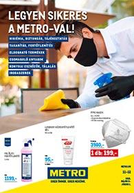 Metro HORECA katalógus 2021. 05.05-06.01