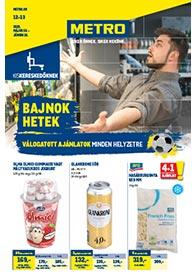 Metro katalógus Kiskereskedőknek 2021. 05.19-06.15