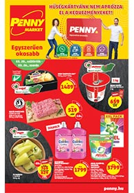 Penny Market akciós újság 2021. 05.20-05.26