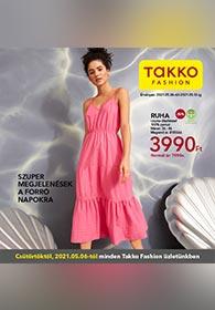 Takko akciós újság 2021. 05.06-05.12