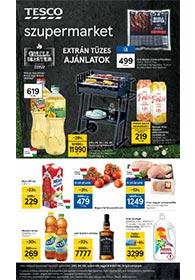 Tesco szupermarket akciós újság 2021. 05.06-05.12