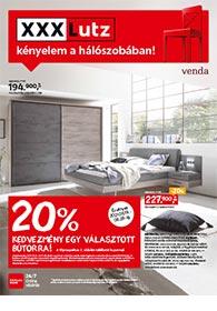 XXXLutz akciós újság 2021. 05.19-06.29